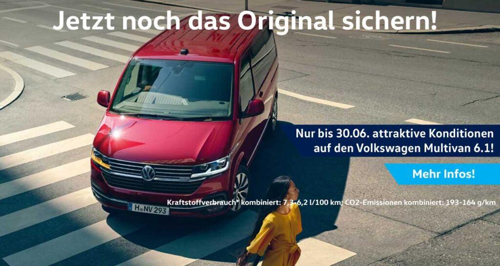 BEST GROUP Aktion | Volkswagen Multivan 6.1