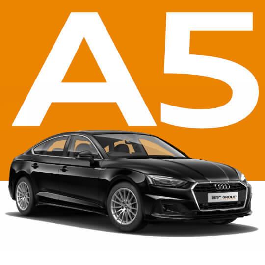 #jetztwechseln | Audi A5