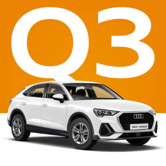 #jetztwechseln | Audi Q3